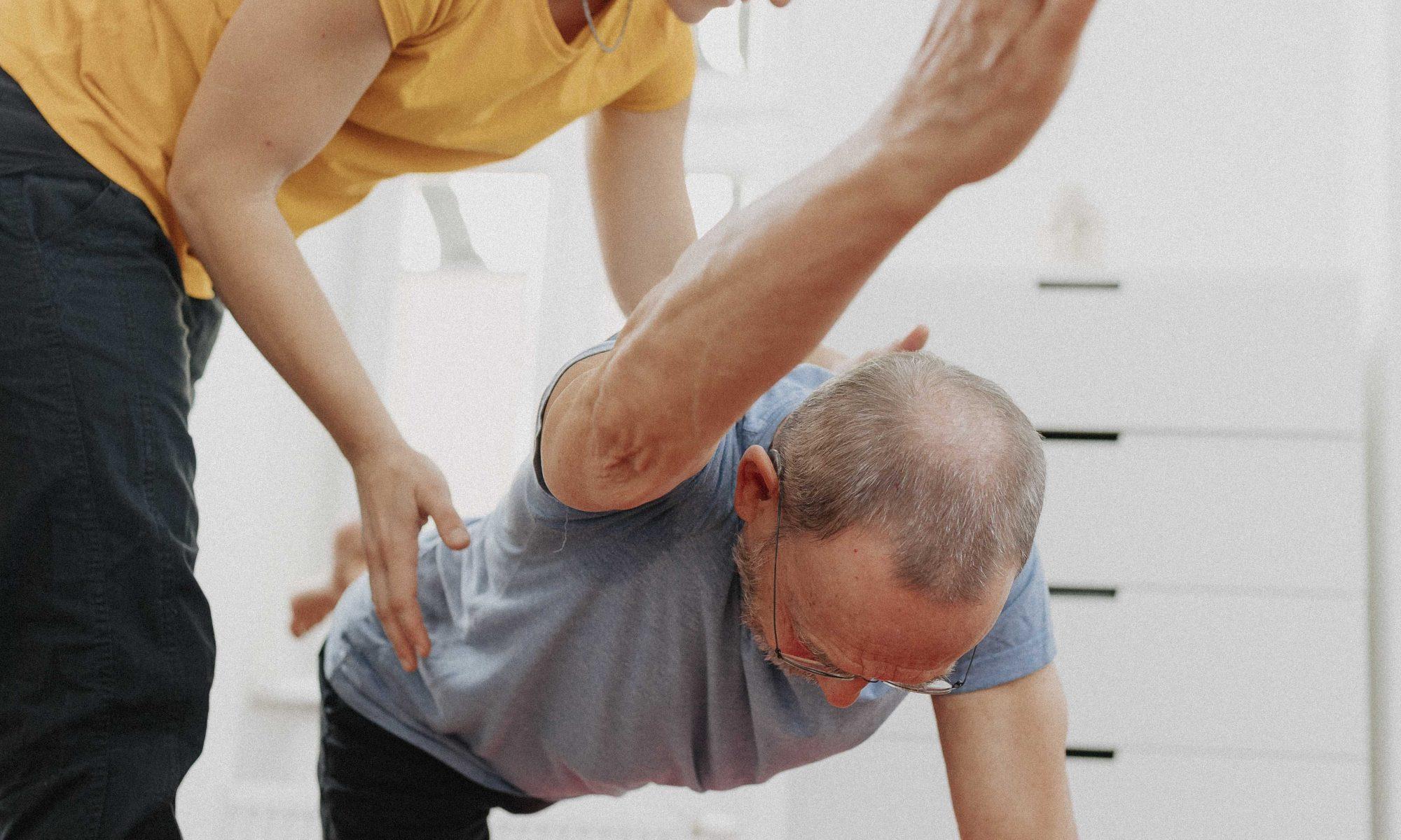 Kontakt und wie komme ich zu Physiotherapie? 1